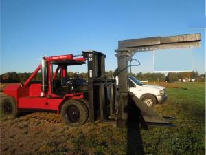 Red Rigger Lift 80000lb pic 1