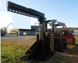 Red Rigger Lift 80000lb pic 4