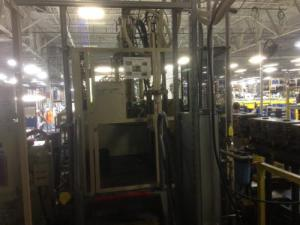 150 Ton JSW Plastic Injection Molding Machine For Sale 1