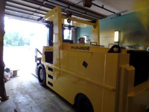 50,000lb Myler Apache Forklift For Sale