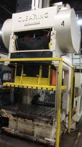 Clearing-Rowe 200 ton OBS Press Line (19)