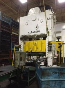 350 Ton Clearing Straight Side Press For Sale 1