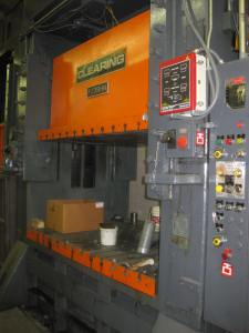 350 Ton Capacity Clearing Straight Side Press (2)