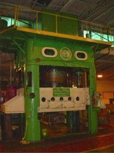2500 Ton HPM Press pic 2