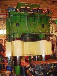 5000 Ton Bliss Hydrualic Press 4