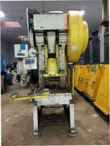 60 Ton Federal OBI Press For Sale