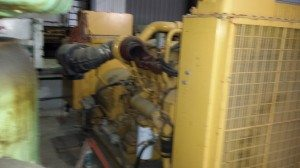 Cat 250kw Diesel Generator For Sale