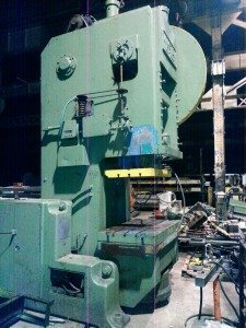 150 Ton Minster G1 Press