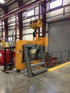 P&H Overhead Bridge Crane 30 Ton
