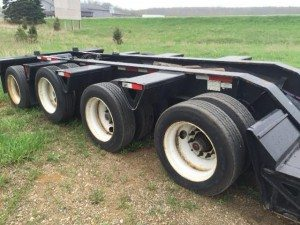 Trail King Removable Gooseneck Trailer 5