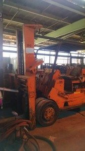 40,000lb Royal CAT Forklift For Sale
