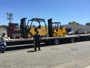 Used Royal 30000lb Forklift For Sale 1