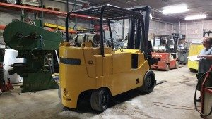 20000lbs. CAT Towmotor Forklift For Sale