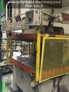 Used Verson 250 Ton OBI For Sale