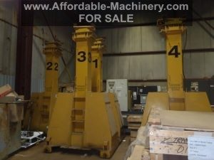 220 Ton J & R Lift-N-Lock Gantry For Sale
