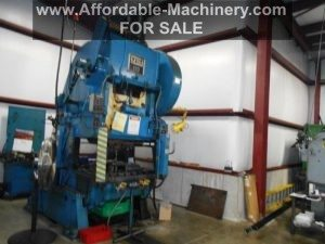 110 Ton Clearing Press For Sale
