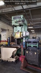 160 Ton Capacity Stamtec Press For Sale
