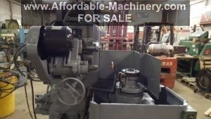 Cross Model 55 Universal Gear Chamfering Machine For Sale