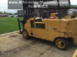 20,000lb CAT Royal Forklift For Sale
