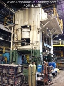 ​1,200 Ton Capacity USI Clearing Straight Side Press For Sale