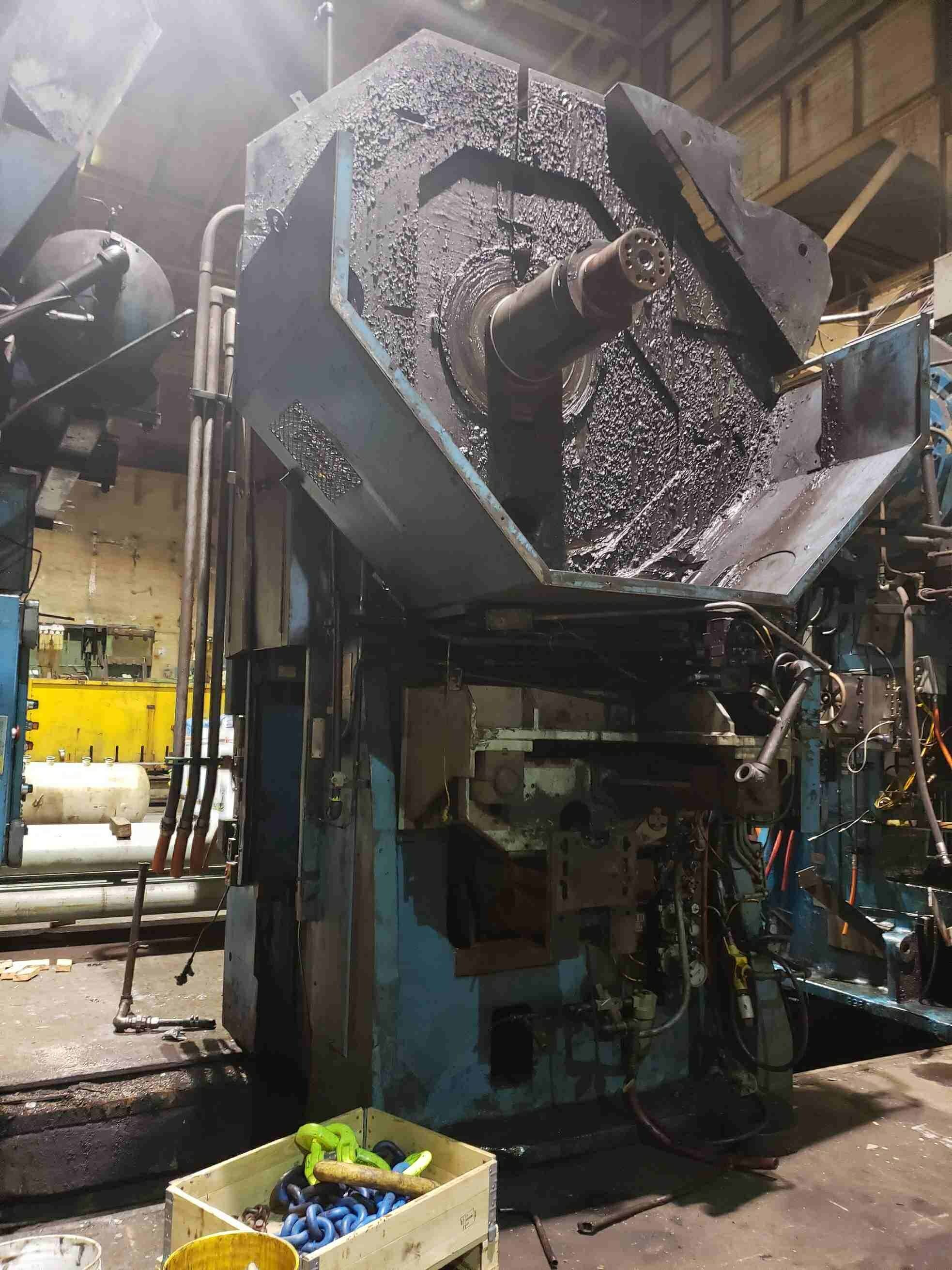 1300 Ton Ajax Forging Press For Sale